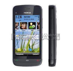 Nokia C5-06 и C5-05 - новые недорогие смартфоны на базе Symbian