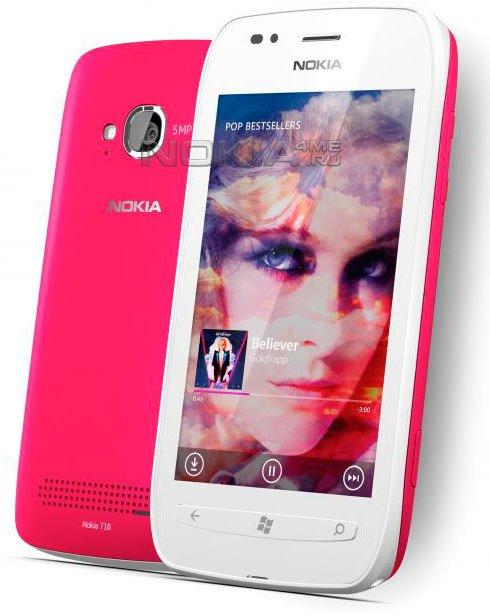 Анонс: Nokia Lumia 710 – доступный Windows Phone от Nokia