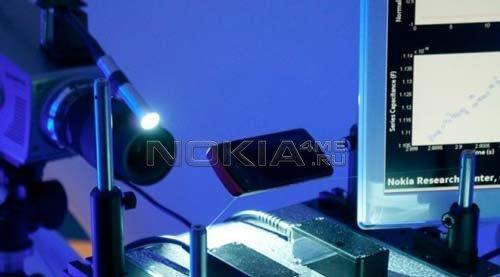Водоотталкивающее покрытие от Nokia