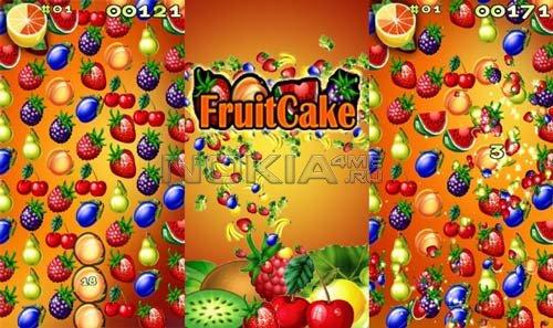 Fruit Cake / Фруктовый Пирог - игра для Symbian^3