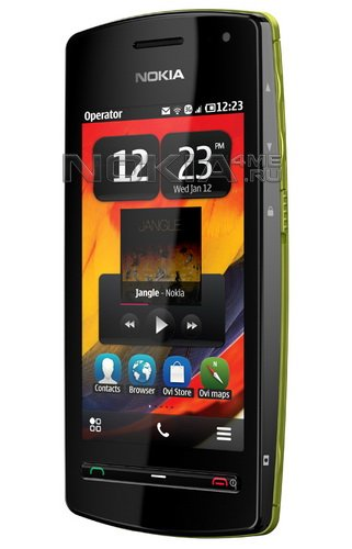 Nokia передумала выпускать Symbian-смартфон 600?