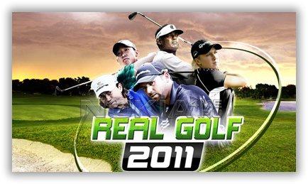 Реальный Гольф 2011 / Real Golf 2011 - Игра для Symbian^3