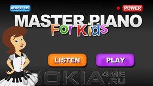 Master Piano - Пианино для Symbian 9.4