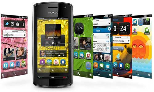 Смартфоны Nokia X7, E7, N8, E6 и 500 получат Symbian Belle до конца года