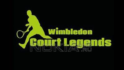 Wimbledon Court Legends - Игра для Symbian^3