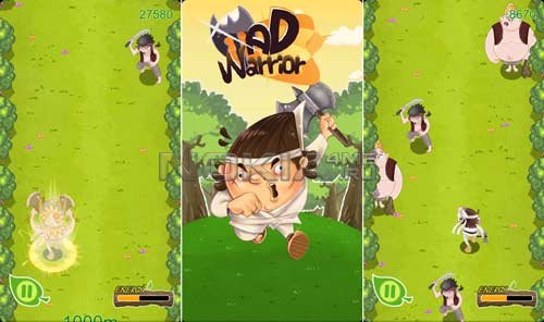 Mad Warrior - Игра для MeeGo