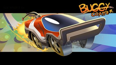 Buggy Coaster - Игра для Symbian^3