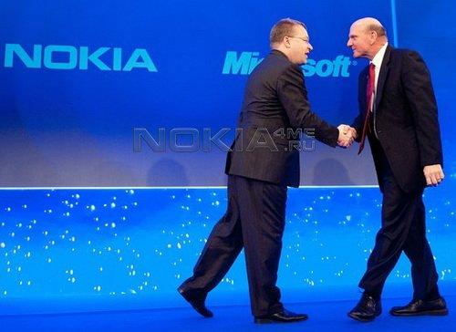 Компания Microsoft купит смартфонное подразделение Nokia
