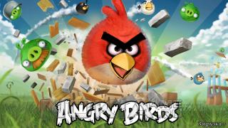 Angry Birds для MeeGo