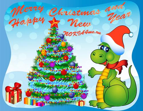 C Новым 2012 Годом, Nokia4me.ru!