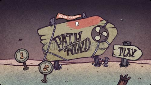 Path Wind - Игра для MeeGo