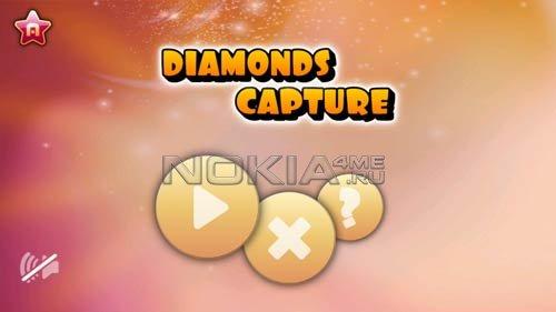 Diamonds Capture - Игра для Meego