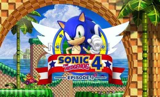 SONIC THE HEDGEHOG™ 4 Episode I - Игра для Nokia Lumia 800, Nokia Lumia 710 (WM7, WM7.5)