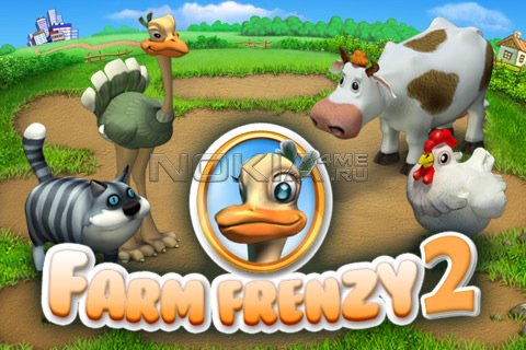 Farm Frenzy 2 - Игра для Windows Phone 7