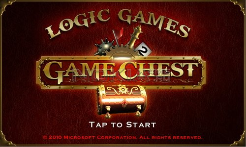 Game Chest: Logic Games - сборник игр для Windows Phone 7