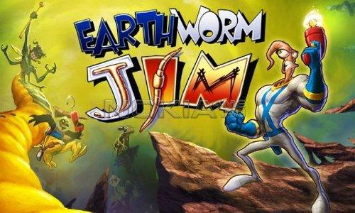 Earthworm Jim HD - Игра для Windows Phone 7