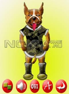 BangMe (Dog) - Приложение для Symbian 9.4, Symbian^3, Symbian Belle