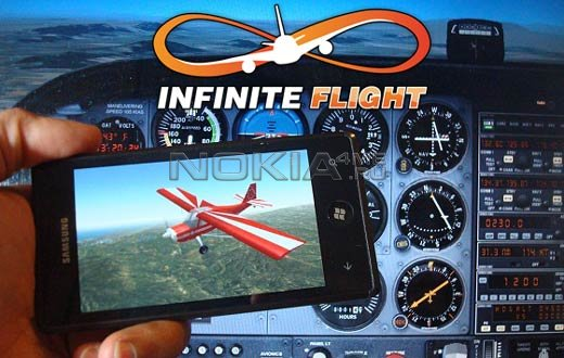 Infinite Flight - Авиасимулятор для Windows Phone 7