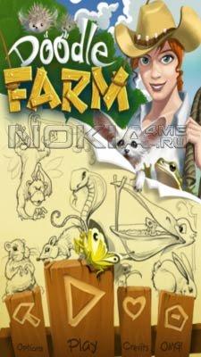 Doodle Farm - Игра для MeeGo