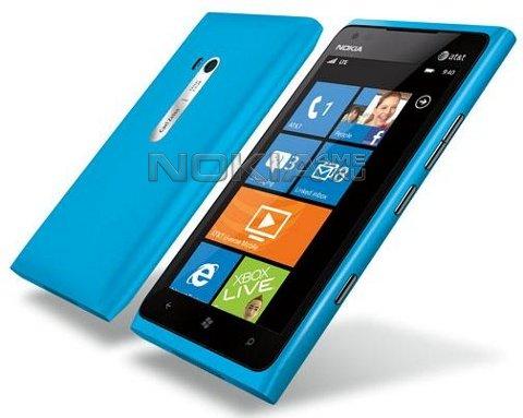 MWC 2012: Представлен Nokia Lumia 900 для международного рынка
