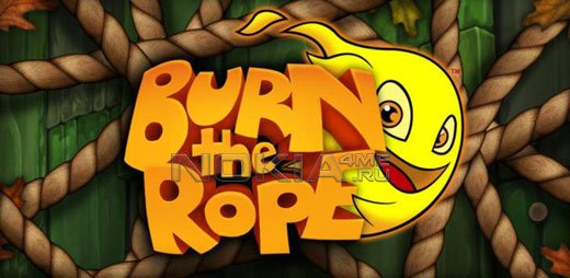 Burn the Rope - Игра для Windows Phone 7