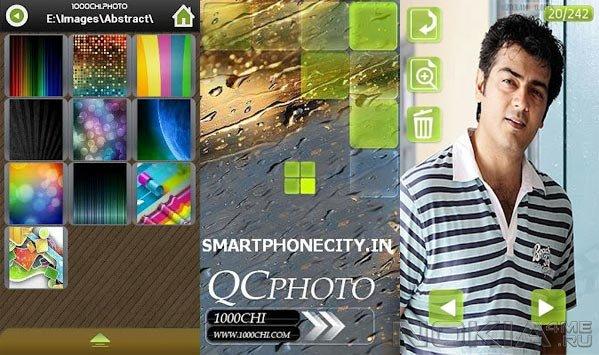 QCPhoto - Приложение для Symbian 9.4, Symbian^3