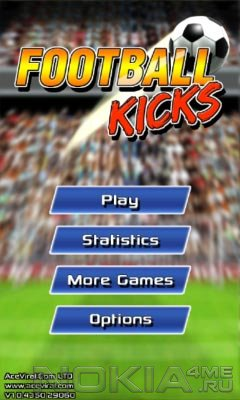 Football Kicks - Игра для Windows Phone 7