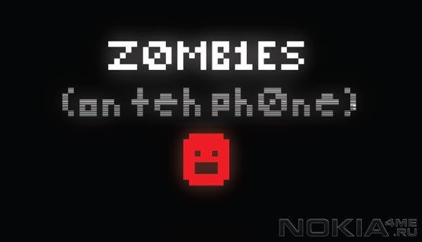 Z0MB1ES - Игра для Nokia Lumia 800, Nokia Lumia 710 (Windows Mobile 7 и выше)