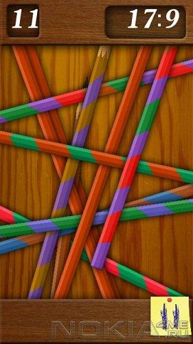 Pick Sticks - Игра для Symbian^3 - Belle