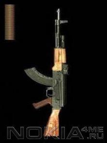 AK-47 v.1.0 - программа для Symbian 9.4 и Symbian^3
