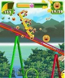 Rollercoaster Revolution - игра для Symbian