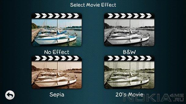 VideoPro - Редактор видео для Symbian