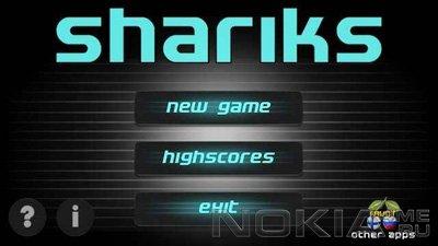 Shariks - Игра для Symbian^3, Symbian Belle