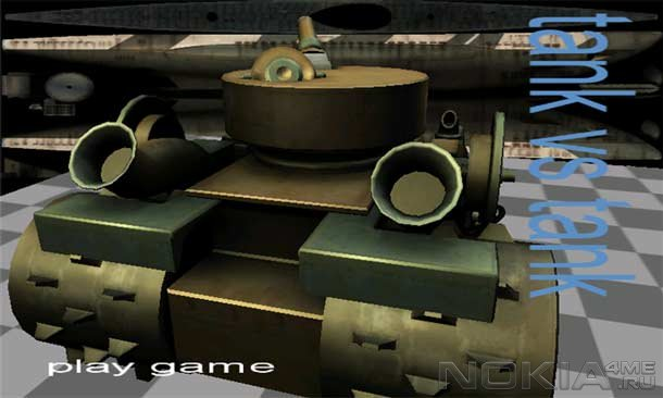 Tank vs Tank - Игра для Windows Phone 7