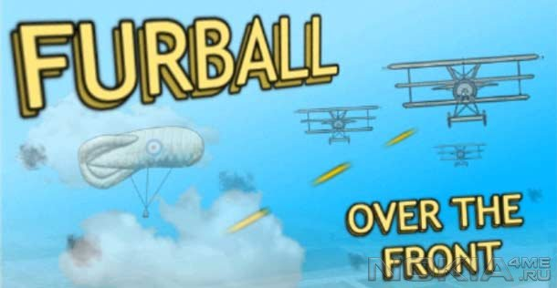 Furball Over The Front - Игра для Windows Phone 7