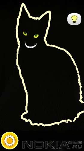 Pet the Cat - Приложение для Symbian