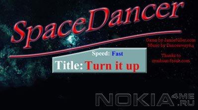 Space Dancer- Игра для Symbian 9.4 / Symbia^3 / Belle