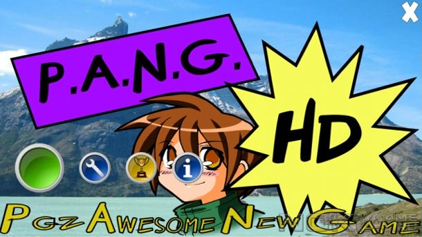 P.a.n.g! HD - Игра для Symbian^3