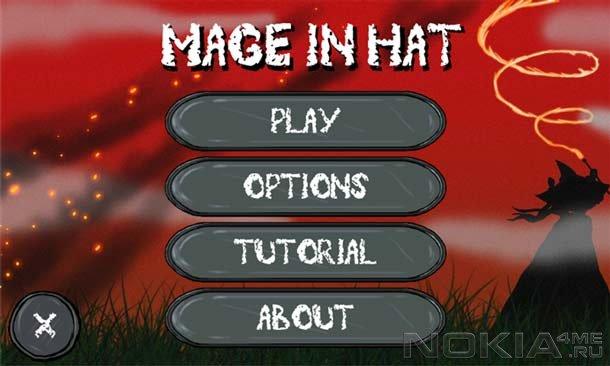 Mage In Hat - Игра для Windows Phone 7.5