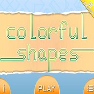 Colorful Shapes - Игра для Symbian^3