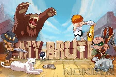 My Brute - Игра для Symbian^3