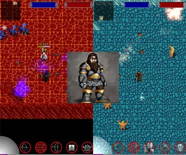 Legends Of Descent - Игра для Windows Phone 7.5 и выше