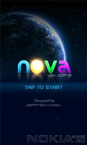 Nova - Игра для Windows Phone 7.5 и выше