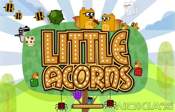 Little Acorns - Игра для Windows Phone 7.5 и выше