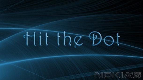 Hit The Dot - Игра для Symbian^3, Anna, Belle