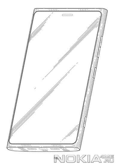 Засветился дизайн нового WP8-смартфона Nokia