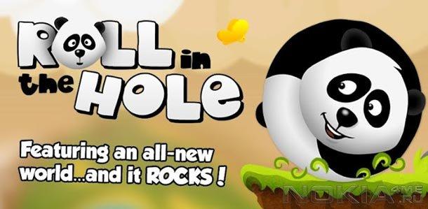 Roll In The Hole - Скачать игру для Windows Phone 7.5 и выше