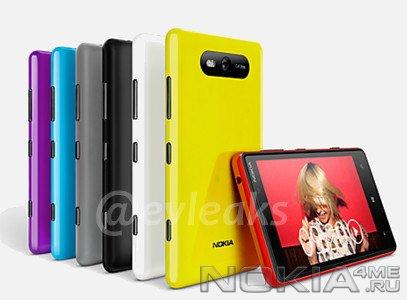 Nokia Lumia 820: фото, подробности о смартфоне и беспроводной зарядке