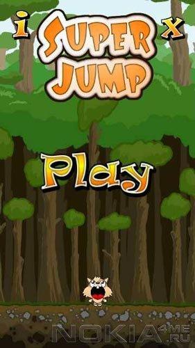 Super Jump - Игра для Symbian^3 / Belle