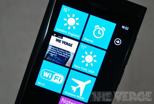 Nokia готовит WP8-смартфон Zeal в стиле плеера Zune